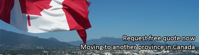 Moving to another province in Canada